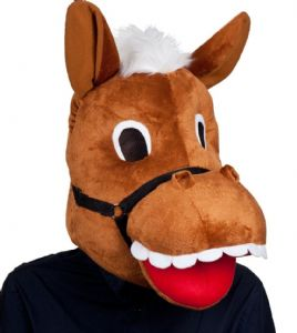 Animal Horse Mask for adults (MH12813)